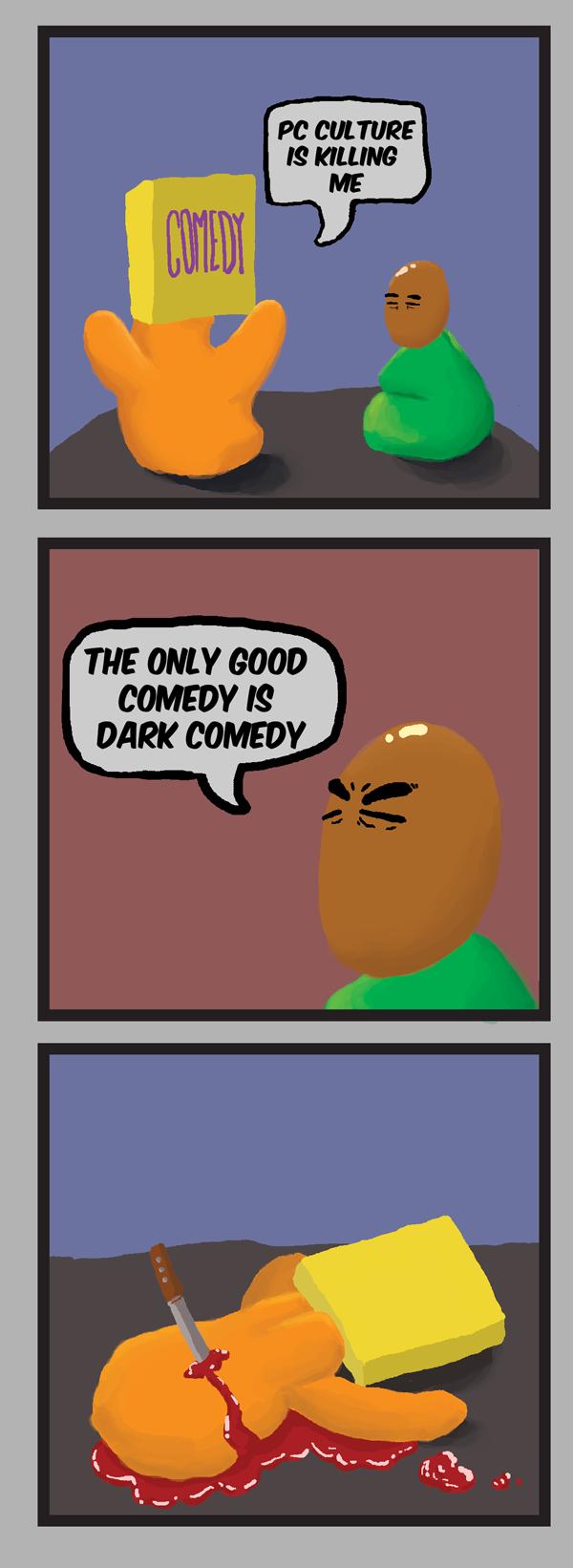 DeathOfComedy